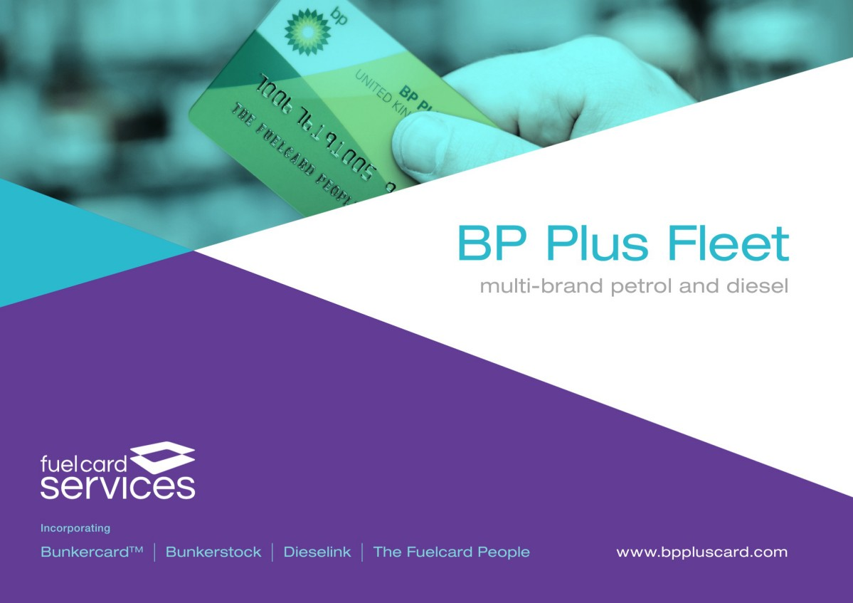 Fuel Card Servies BP Plus Fleet