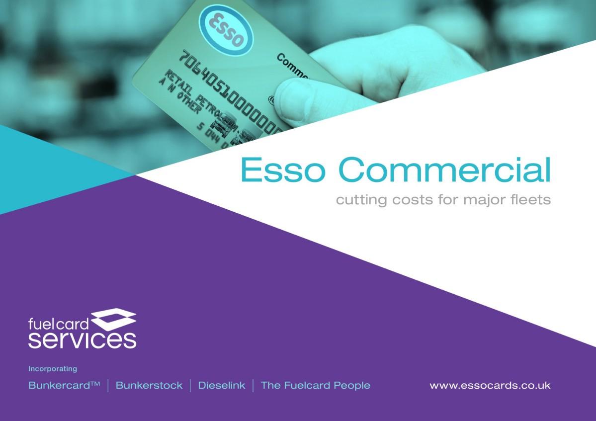 Fuel Card Servies Esso Commercial