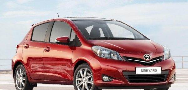 More than 32,700 UK-based Yaris models are affected by the airbag recall.