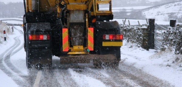 Campaign to clampdown on gritter undertakers