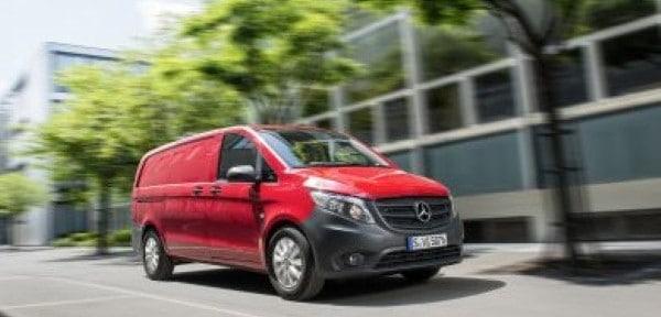 Mercedes-Benz Vans secures sixth What Van? award