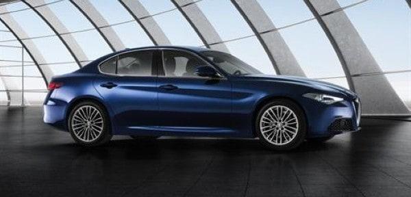 Alfa Romeo Giulia 'one to watch' for fleet operators