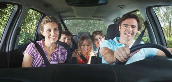 Keep it in the family with the company car (image credit: iStock/IPGGutenbergUKLtd)