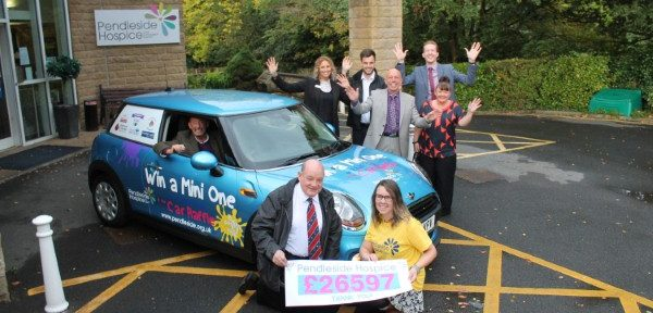 Another great year for the Pendleside Car Raffle