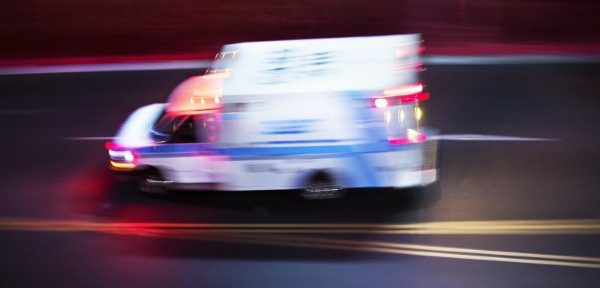 Top tips when faced with emergency vehicles (image credit: iStock/MattGush)
