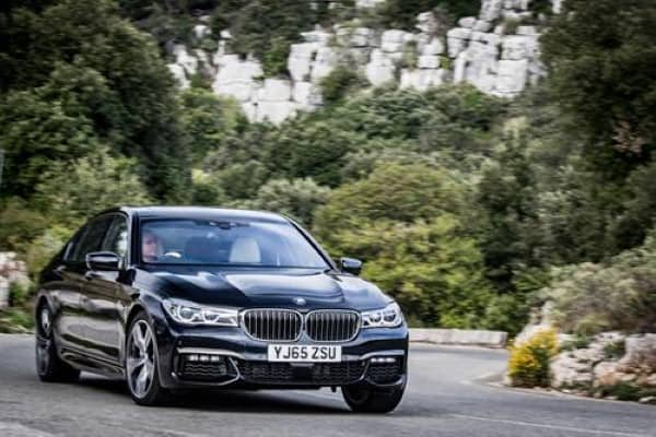 BMW 730Ld named Car of the Year
