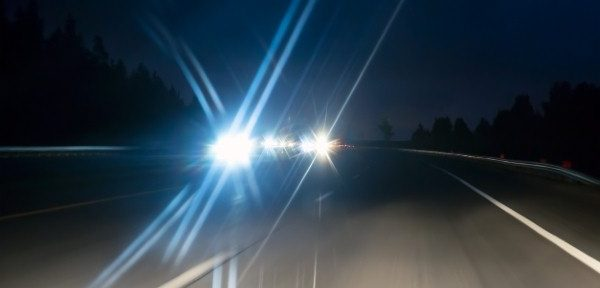 Don't get dazzled on the drive home (image credit: iStock/Copyright:Mr_Twister)