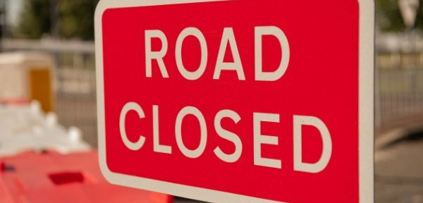 Drivers advised 'do not ignore road closures' (image credit: iStock/Copyright:JOHNGOMEZPIX)