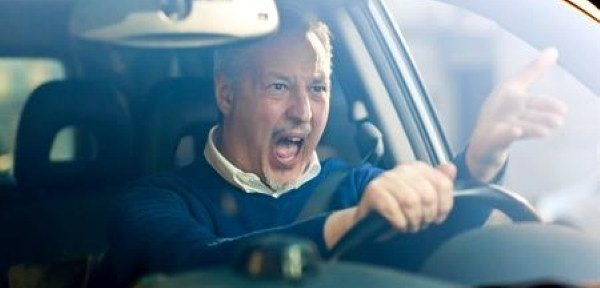 Top tips to stay calm when driving