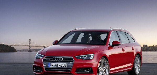 Audi voted Fleet Manufacturer of the Year (Image: Audi)