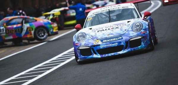 Fuel Card Services are now proud official sponsors of two cars in the Porsche Carrera Cup.