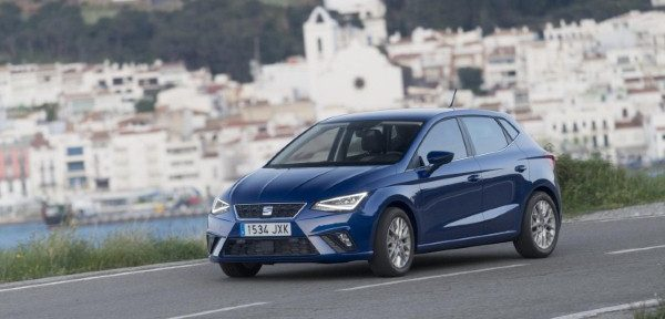 SEAT's Ibiza stood out for its above-and-beyond level of safety equipment.