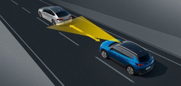 Vauxhall talks up new SUV's safety credentials