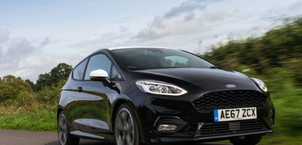 The Ford Fiesta was the third best-selling car in September 2017