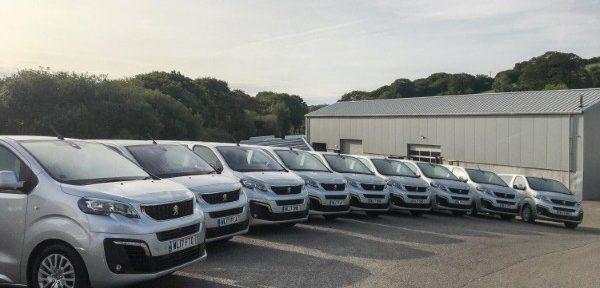 Cornwall care provider calls in Peugeot Traveller for fleet needs