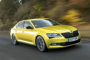 Skoda produces bullet and blast-proof estate car