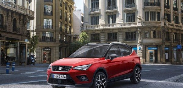 SEAT's fleet sales hit record high in 2017