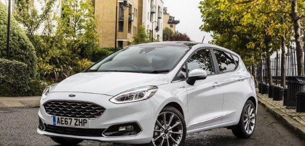 The Ford Fiesta continued its reign as the UK's best-selling car in January