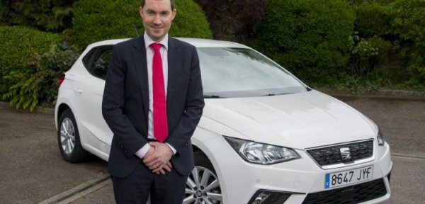 SEAT UK Head of Fleet & Business Sales, Peter McDonald