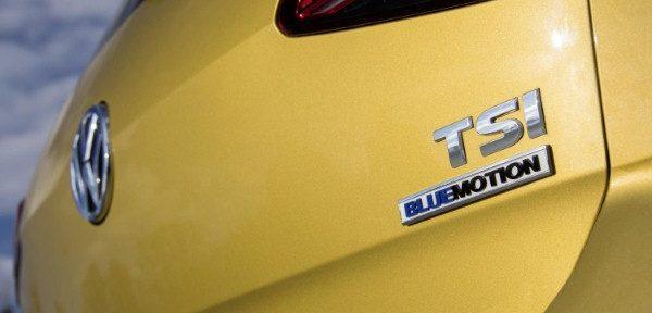 New VW Golf petrol returns diesel-like efficiency