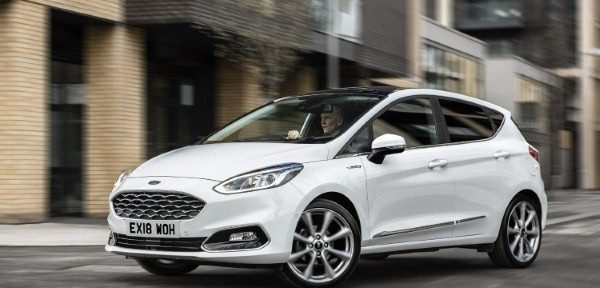 Ford's Fiesta is the best-selling car for March and 2018 so far