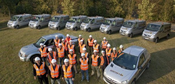 Essex firm demolishes fuel costs with Fuel Card Services