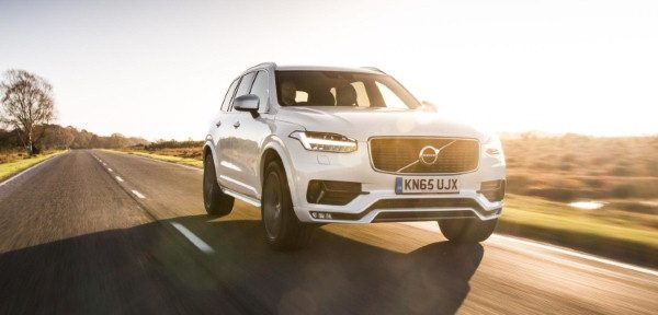 No drivers or passengers have ever died in Volvo's super-safe XC90