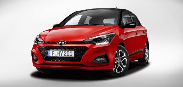 Refreshed Hyundai i20 unveiled with new safety features