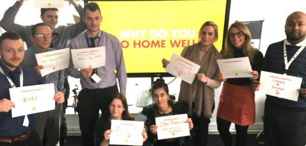 Fuel Card Services 'go home well' for Shell's Safety Day