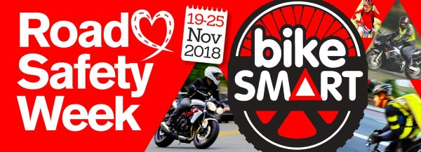 Road Safety Week 2018 to promote cyclist awareness