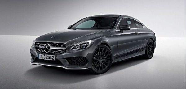Night descends on Mercedes-Benz C-Class this May