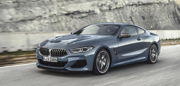 BMW 8 Series Coupe - all you need to know