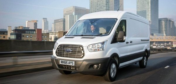 The 'white van man' is no longer a thing, thanks to telematics