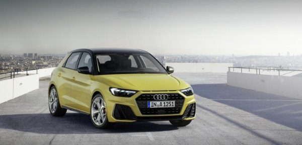 New larger Audi A1 unveiled, due November