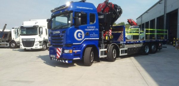 Crane hire firm reaches for the skies with Fuel Card Services