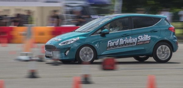 Ford's young driver training programme is going on tour