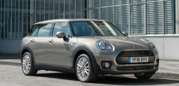 Mini targets fleets with Clubman City, available now