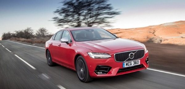 Volvo's fast yet frugal T5 petrol engine joins S90, V90 and XC90 ranges