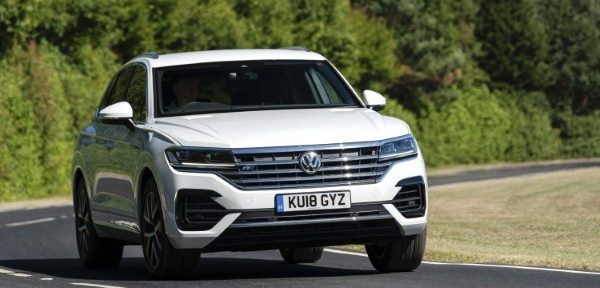 VW Touareg now more affordable with new three-litre V6 turbo diesel engine