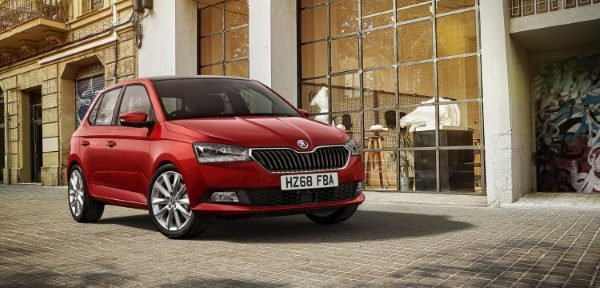 Skoda Fabia facelift: priced and specced ahead of September launch