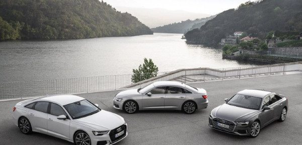 Stunning new 2L diesel engine now available in Audi A6 and A7 Sportback