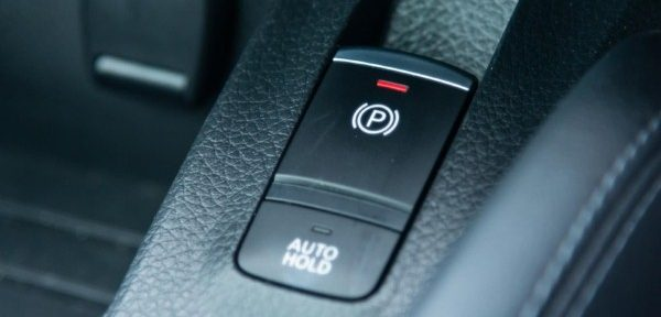 Are manual handbrakes on their way out? Apparently so...