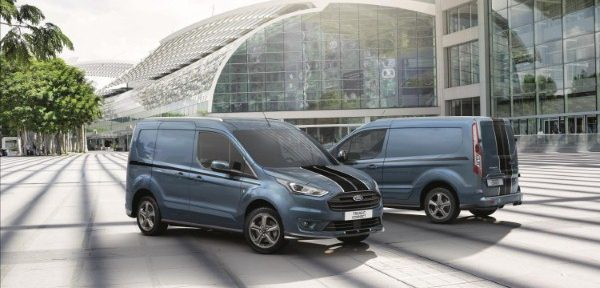 New Ford Transit Connect - better than ever and available now