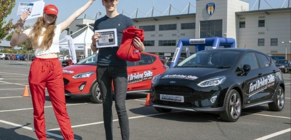 Ford's young driver training tour proves a hit