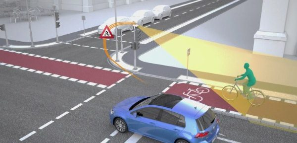 Vehicles 'talking' to traffic lights in new safety-boosting tests