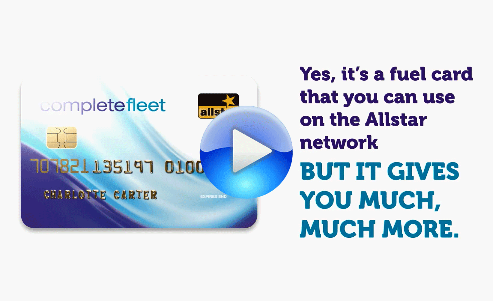 Completefleet with the Allstar network