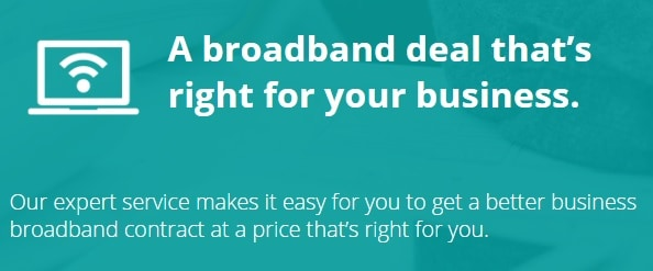 Business Broadband - we make it easier - make it cheaper - fuel card services - fuel cards are only the beginning