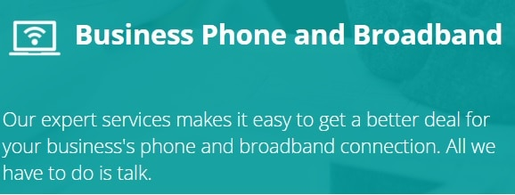 Business Phone and Broadband - we make it easier - make it cheaper - fuel card services - fuel cards are only the beginning