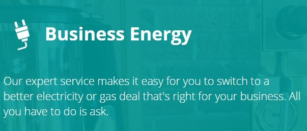 Business energy - we make it easier - make it cheaper - fuel card services - fuel cards are only the beginning