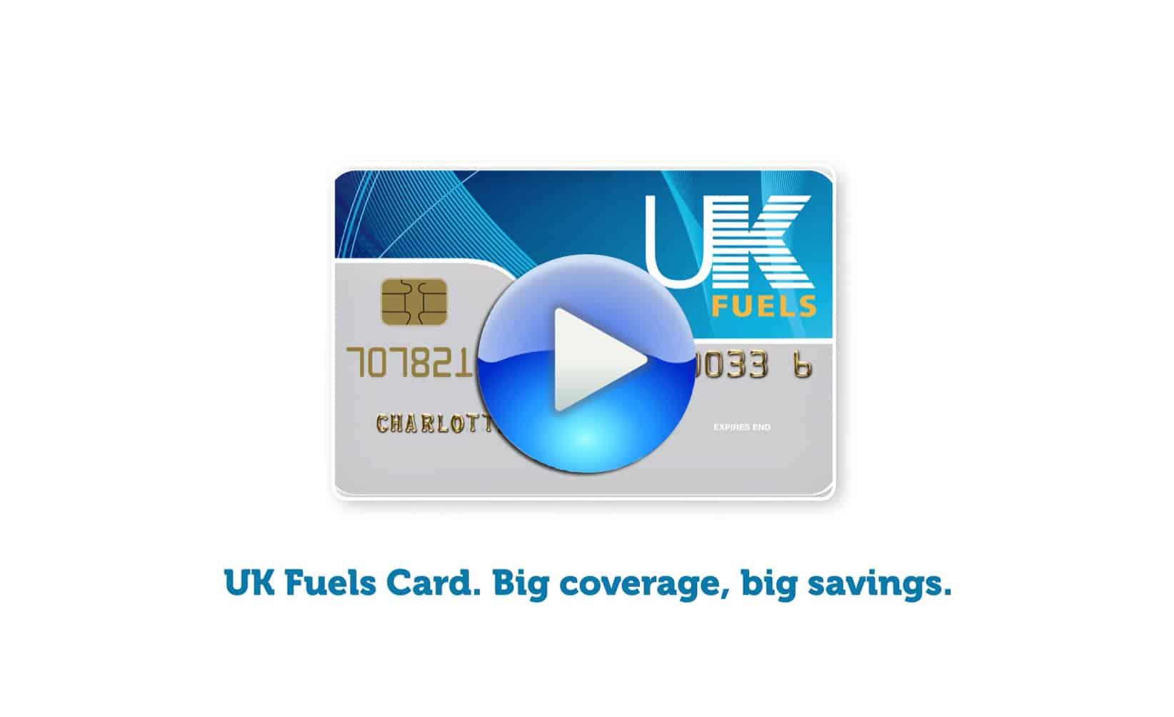 UK Fuels Discount Fuel Card